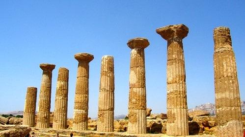 Tempio di Ercole agrigento