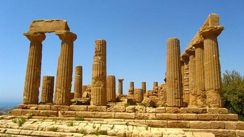 Tempio di Giunone agrigento