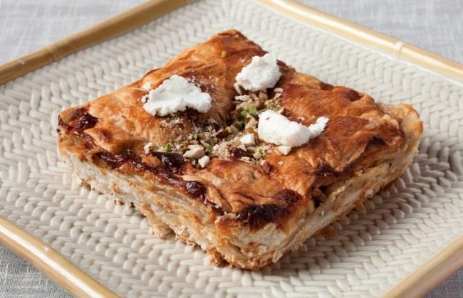 Umm Ali dessert