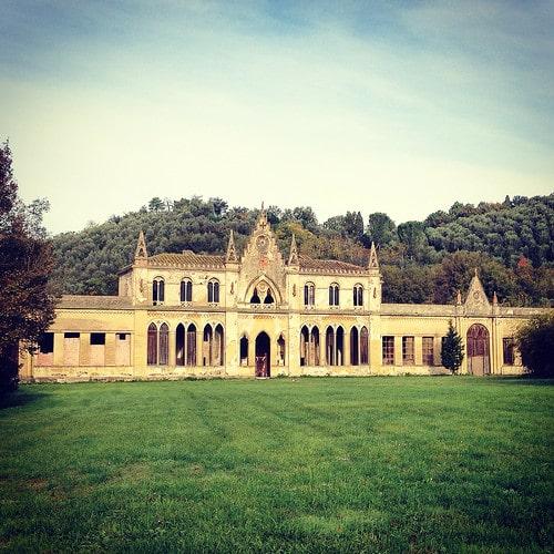 Villa Roncioni pisa