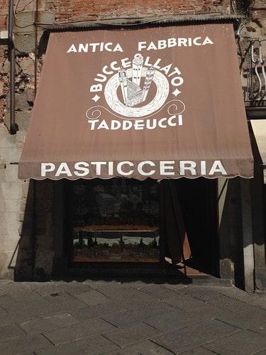 antica Fabbrica Taddeucci lucca