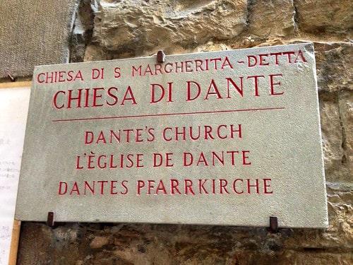chiesa di dante firenze