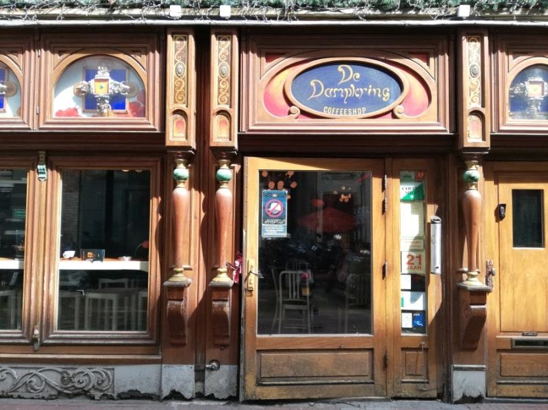 coffeeshop amsterdam