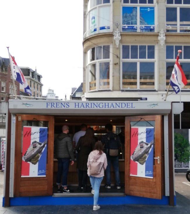 haringhandel amsterdam