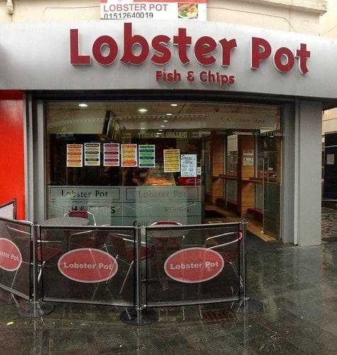lobster pot liverpool