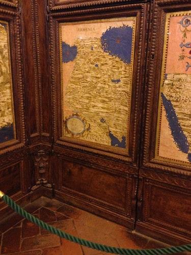 mappa armenia palazzo vecchio firenze