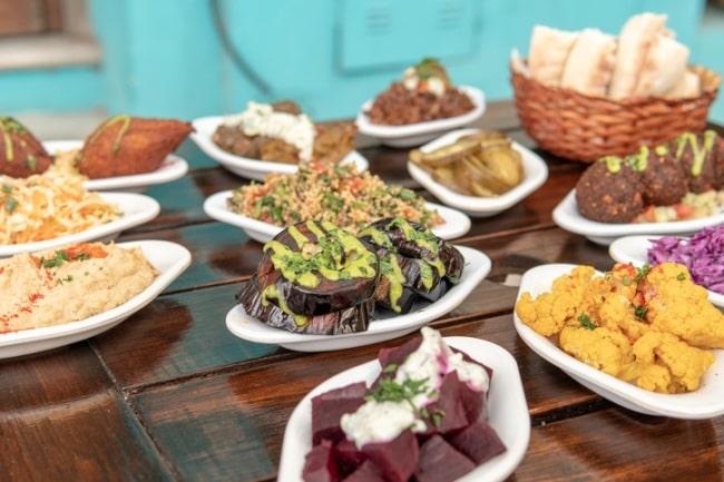 piatti tipici giordania