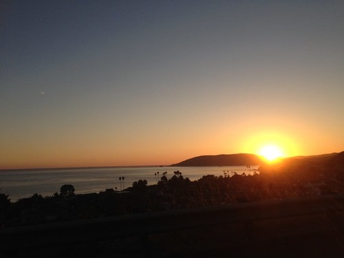 tramonto Shell Beach