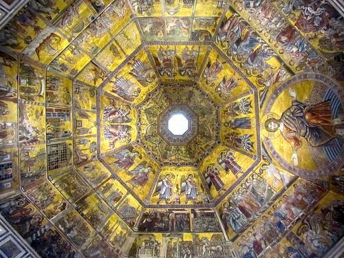 cupola Battistero firenze