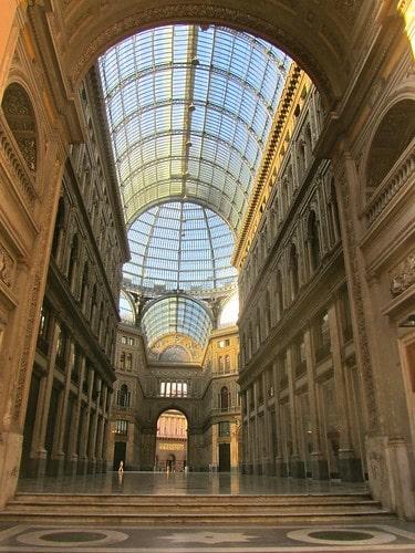 Galleria Umberto I napoli