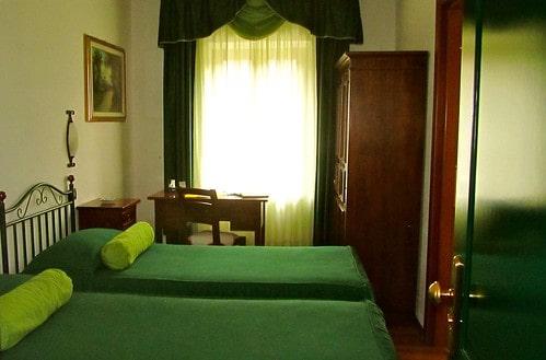 Hotel Le Macinaie Monte Amiata camera