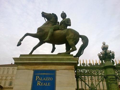 piazza palazzo Torino