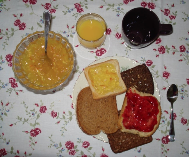 colazione svedese