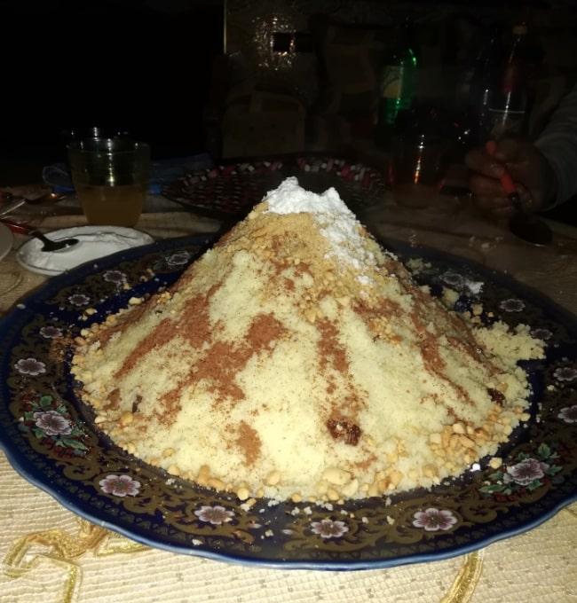 couscous dolce