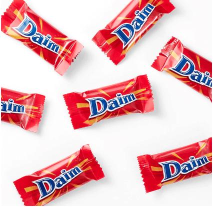 daim cioccolato