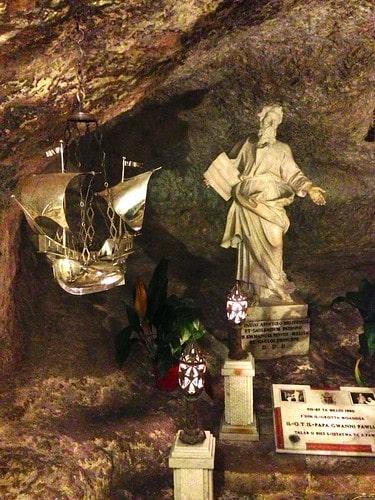 grotta di San Paolo rabat