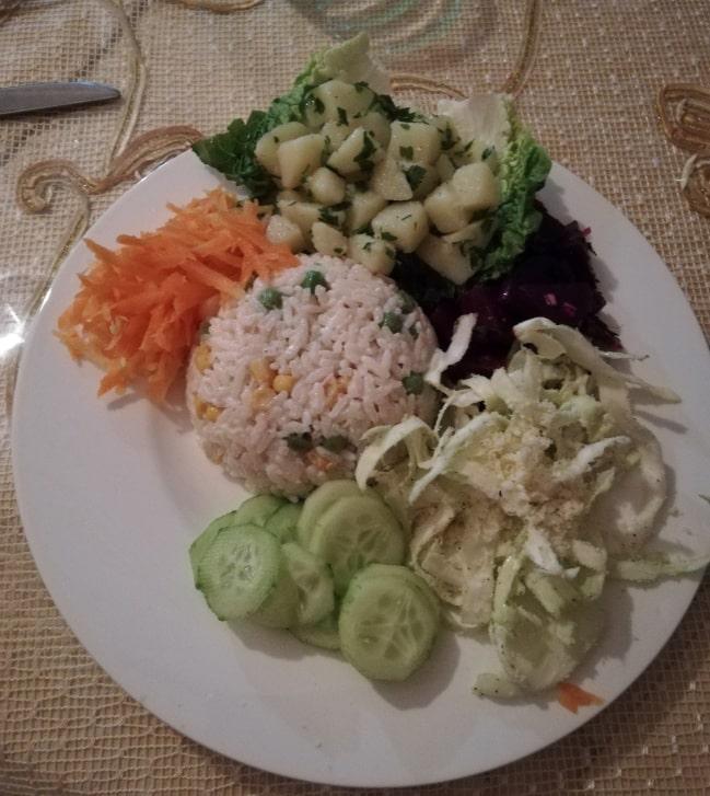 insalata marocchina