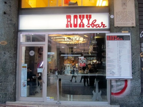 roxy bar bologna