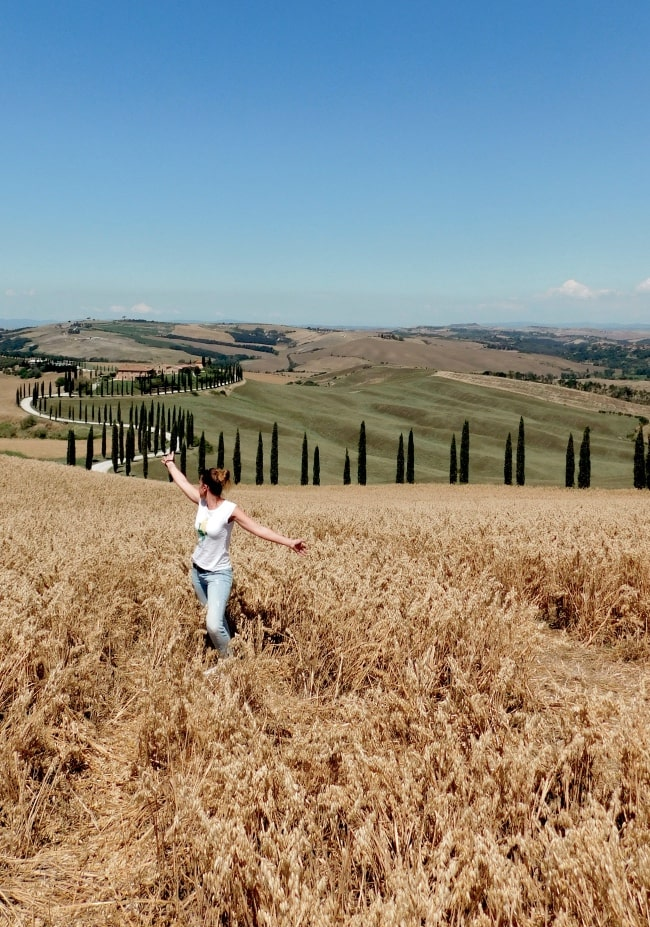 val d'orcia agriturismo