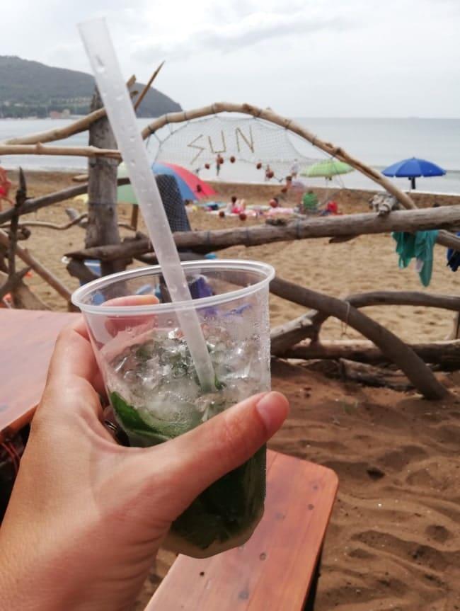 Sun Beach Baratti