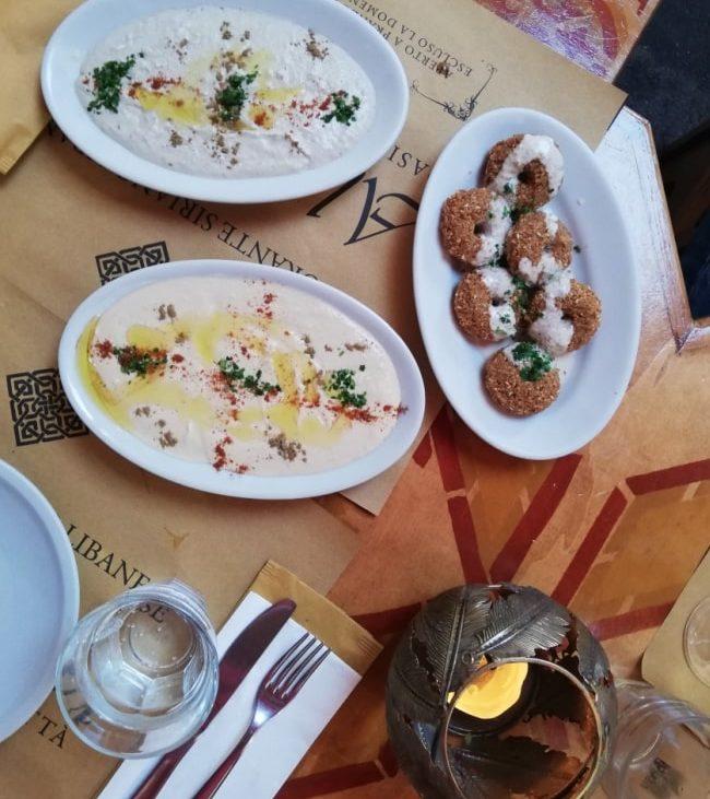 Al Madina ristorante pisa