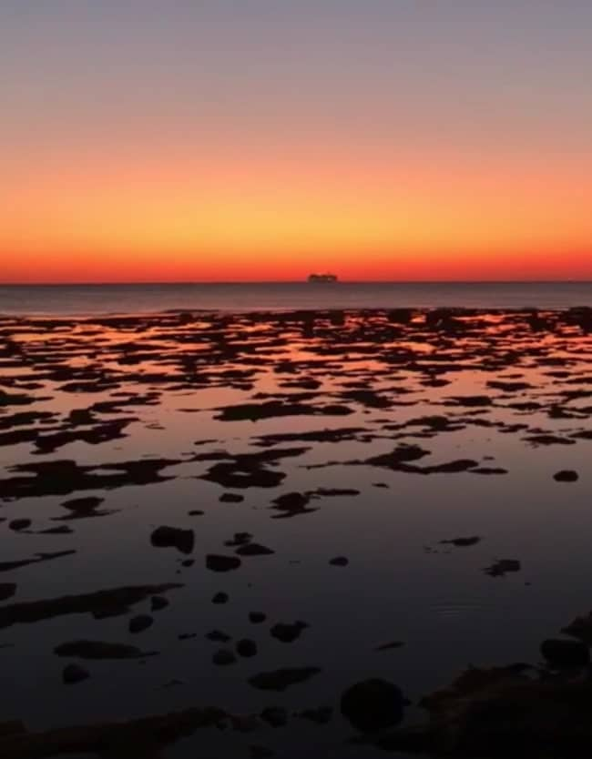 tramonto livorno