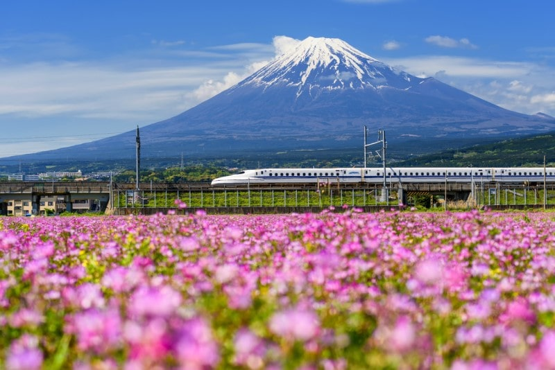 Treno Shinkansen
