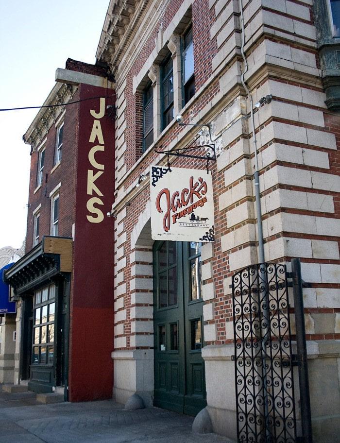 Jack's Firehouse Philadelphia