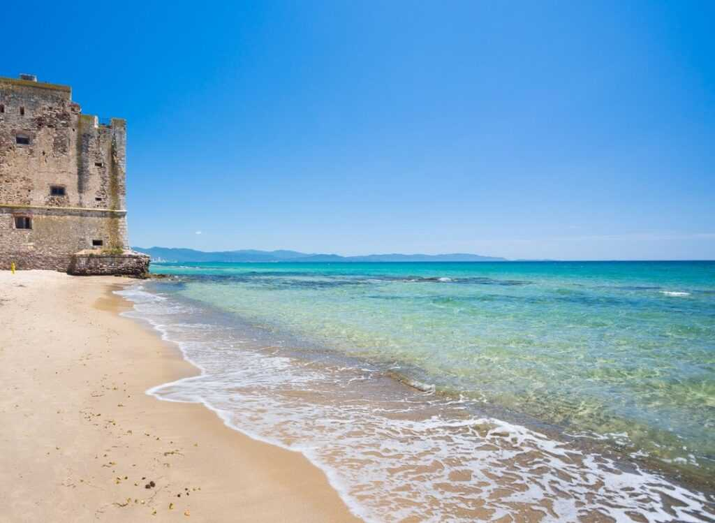 spiagge in toscana