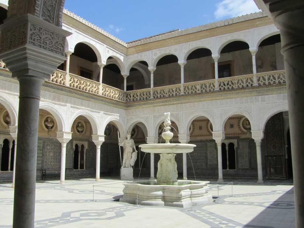 Casa de Pilatos Siviglia