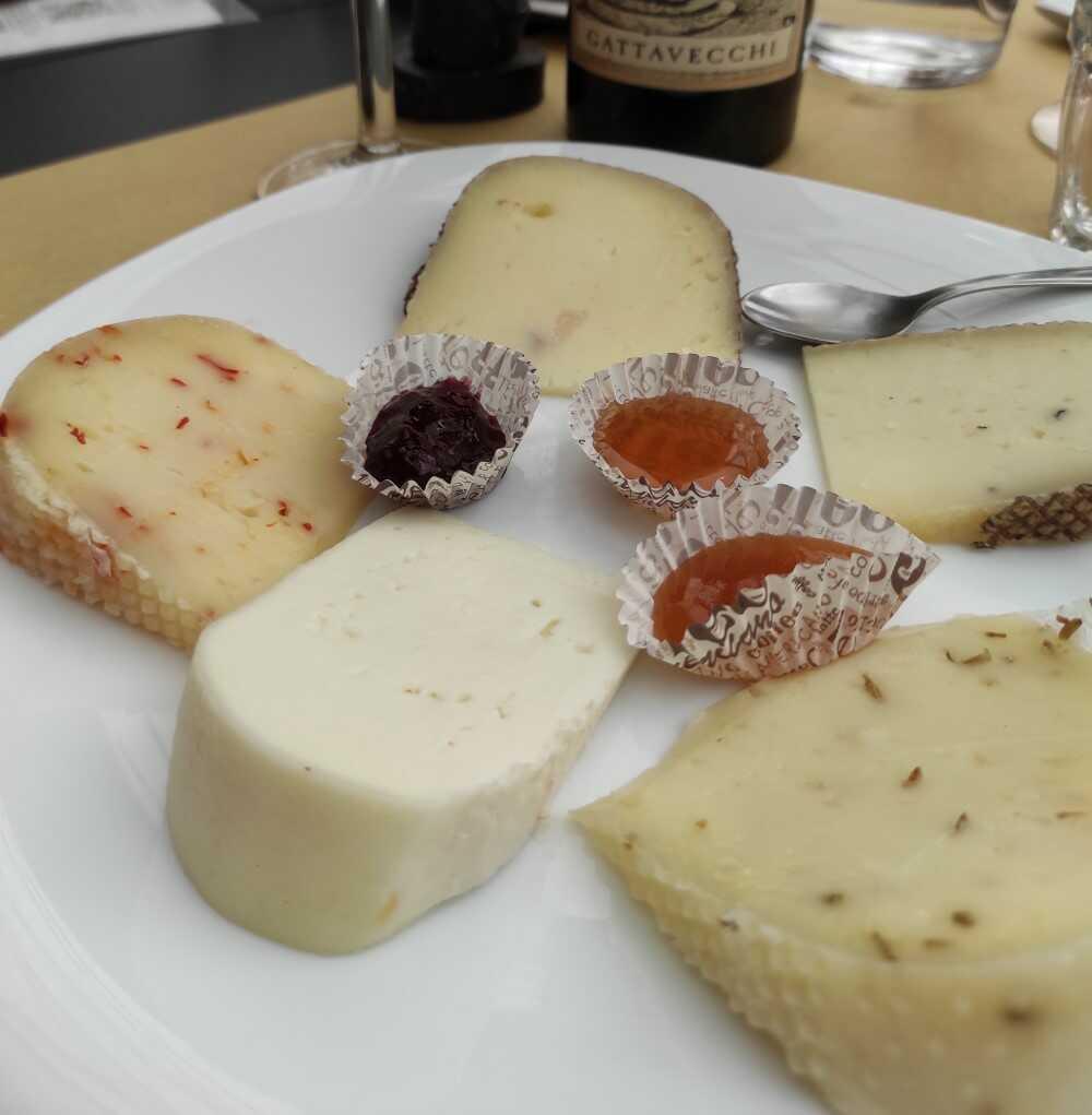 formaggi tipici di Pienza