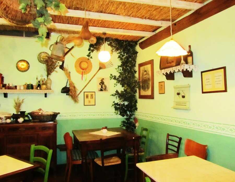 ristorante La Carabaccia Volterra